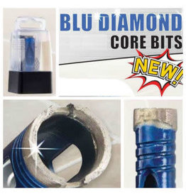 "ITM Blu Diamond Bit 3/8"" Hex Shank 3/8"""