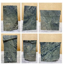 Just Sculpt 18lb Green Nephrite Jade 6x6x3 #J016