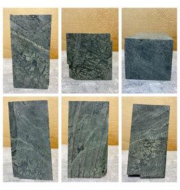 Just Sculpt 8lb Green Nephrite Jade 6x3x3 #J013