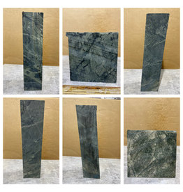 Just Sculpt 14lb Green Nephrite Jade 12x3x3 #J009