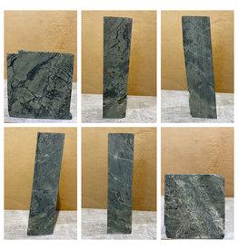 Just Sculpt 15lb Green Nephrite Jade 12x3x3 #J008