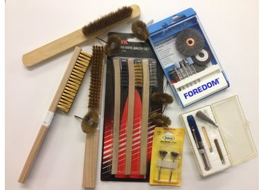 Metal Brushes & Wool