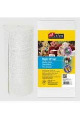 Activa Rigid Wrap Plaster Cloth, 12-inch x 50-foot Roll