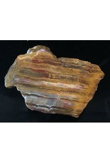 Stone 18lb Red Banded Onyx Stone 10x6x6 #521032