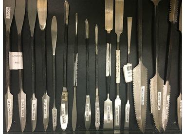 Steel Wax Tools