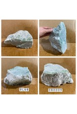 Stone 9lb Aqua Soapstone 7x5x4 #080005