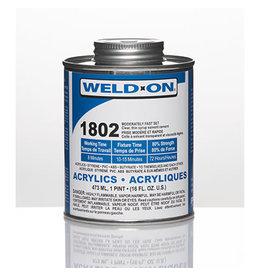 IPS Adhesives Weld-On 1802 Pint