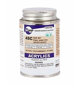 IPS Adhesives Weld-On 4SC 4oz