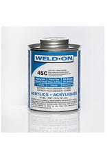 IPS Adhesives Weld-On 4SC Pint