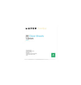 Mayku Mayku Clear Sheets 20 pack Thermoplastic PETG