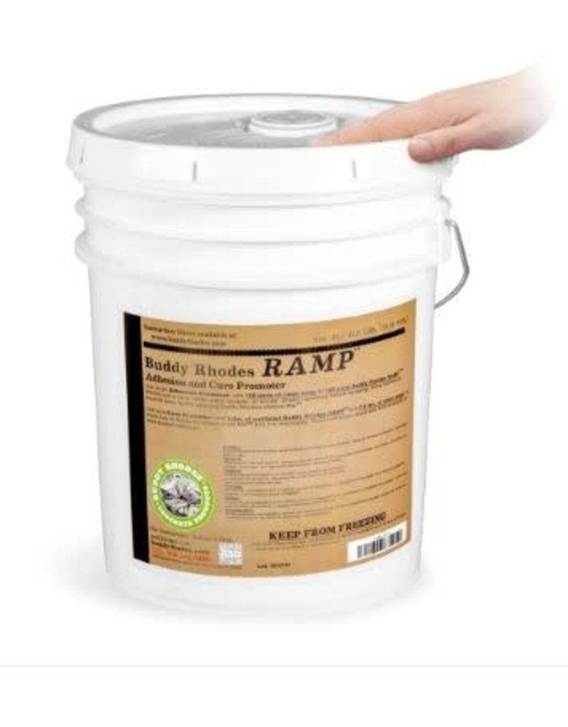 Buddy Rhodes RAMP™ Adhesion And Cure Promoter 5gal