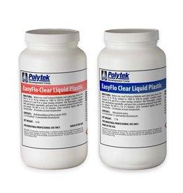 Polytek EasyFlo Clear Trial Kit (3.7lbs)
