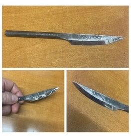Just Sculpt Carving Knife Hand Forged