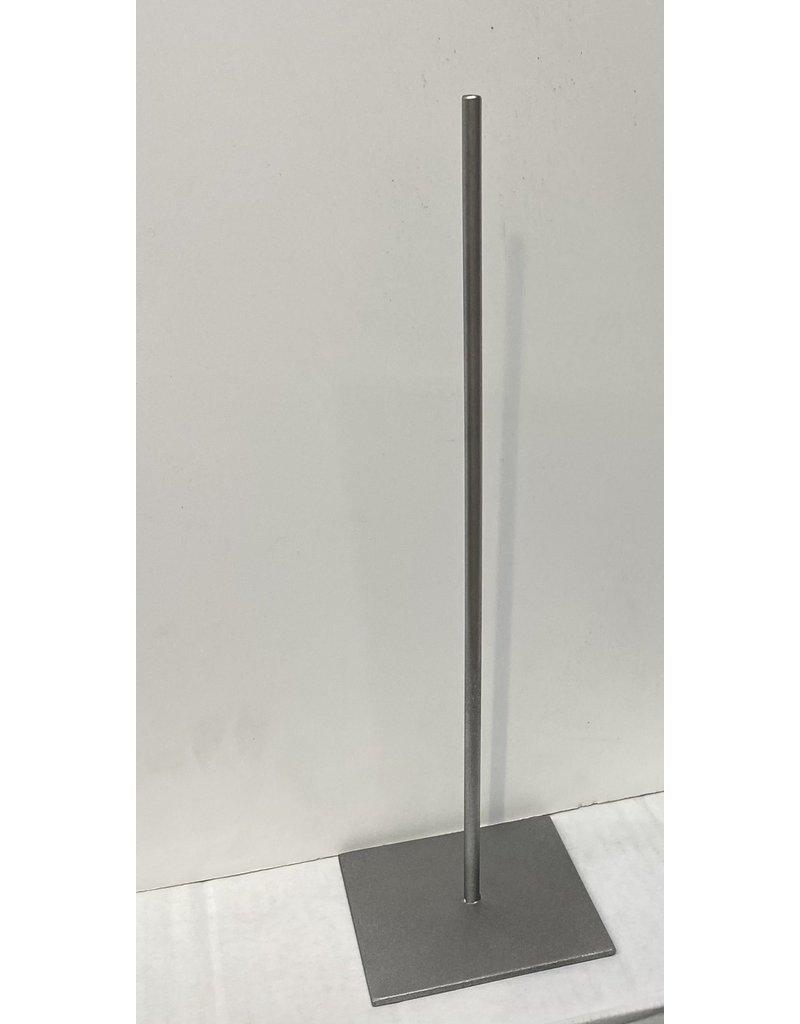 Just Sculpt Metal Post Base 4x4x12