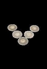 Just Sculpt 7/8'' Diamond Rotary Saw 5pc