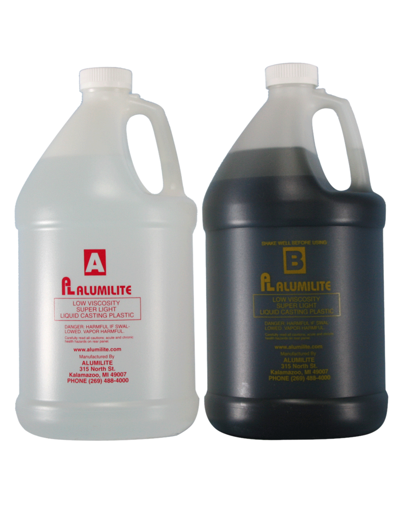 Alumilite Corporation Alumilite Regular 2 Gallon Kit