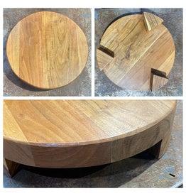 Just Sculpt Raised Wooden Base 13x3
