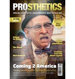 Gorton Studios Prosthetics Magazine #21
