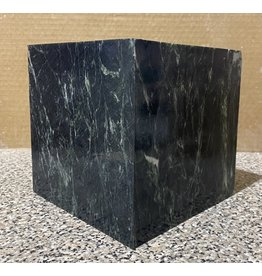 Stone Verde Antique Green Marble cube 6x6x6