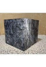 Stone Champlain Black Marble cube 6x6x6