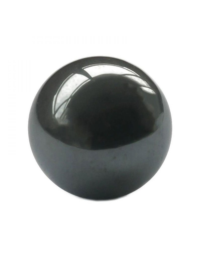 Stone Hematite Sphere - 1.5 inch
