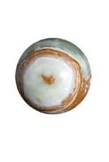 Stone Onyx Sphere - 3 inch