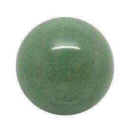 Stone Aventurine Sphere - 1.5 inch