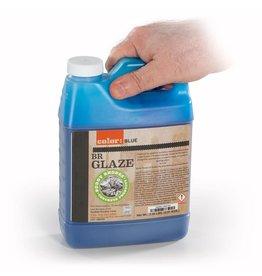 Buddy Rhodes Cement Glaze Blue Quart