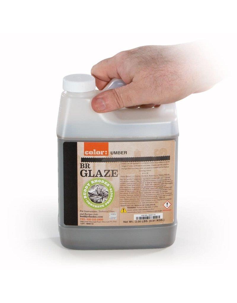 Buddy Rhodes Cement Glaze Umber Quart