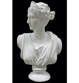 Just Sculpt Diana Plaster Bust