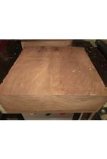 Wood Walnut Block 12x12x3