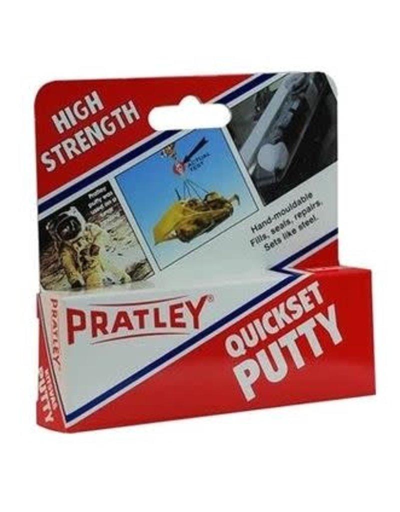 Pratley Putty Quickset - 125 Grams