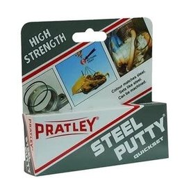 Pratley Steel Putty - 125 Grams