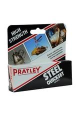 Pratley Steel Quickset - 40ml