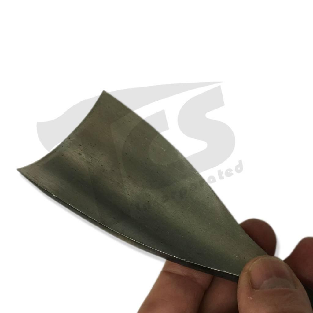 "Just Sculpt #6/#55 Fish Tail Wood Gouge 2-1/8"" (53mm)"