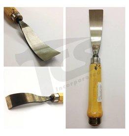 #1/#21 Longbend Flat Wood Chisel 1-3/4'' (44mm)