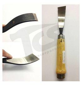#2/#22 Longbend Skew Wood Chisel 1-1/2'' (38mm)