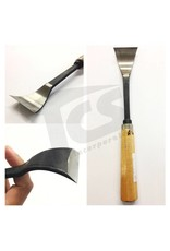 #1/#23 Shortbend Flat Wood Chisel 2'' (50mm)