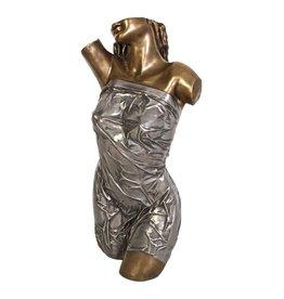 Just Sculpt Female Torso Sculpture