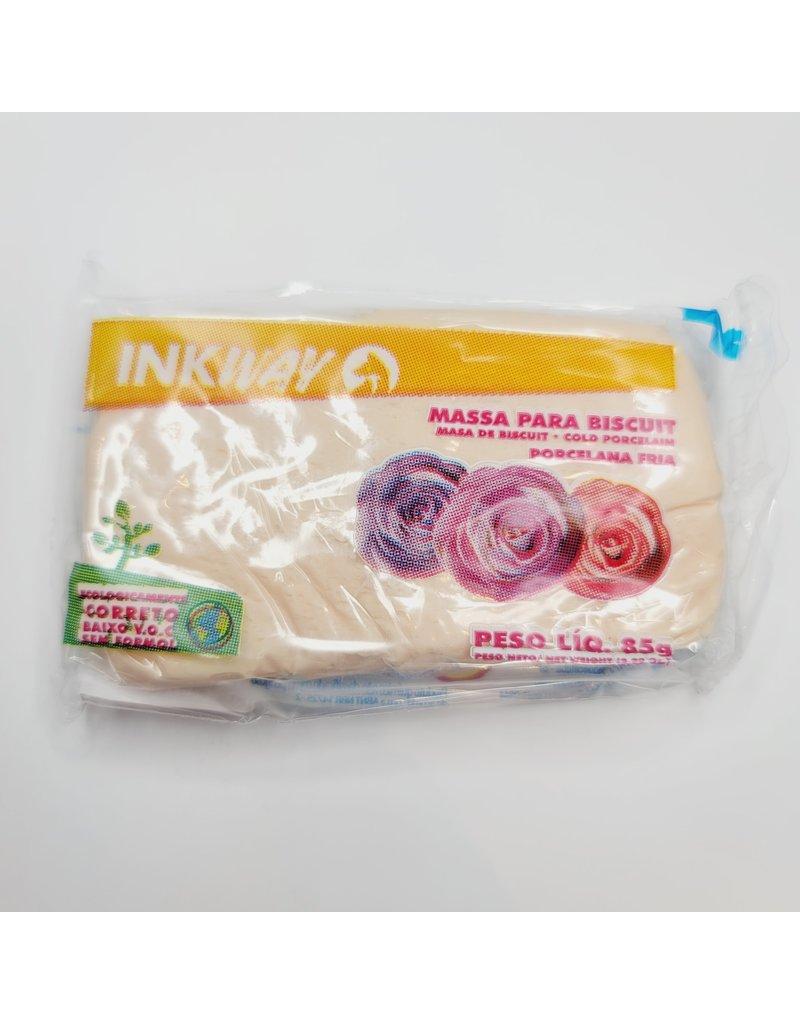 Inkway Air Dry Clay Yellow Skin 85g