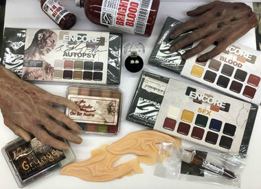 Make-Up - Body Paints - Prosthetics