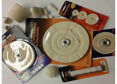 Abrasives and Buffs
