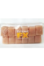 Titanic FX TITANIC FX PROSTHETIC GELATIN - Light FLESH COLOUR (1KG)