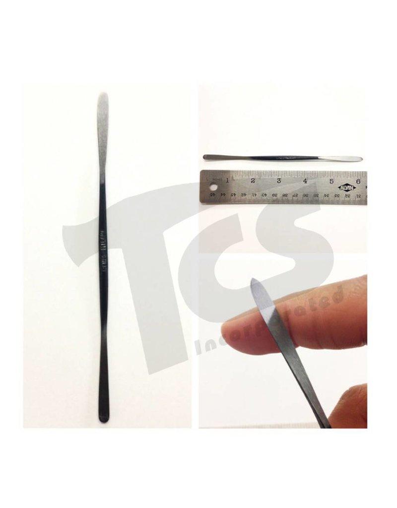 Milani Italian Steel Double Spatula Tool #A159