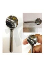 Just Sculpt Sphere Single Cut Carbide Burr SD-9