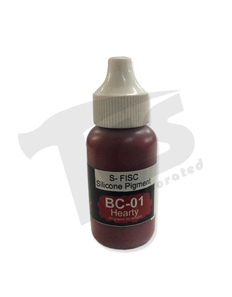 FUSEFX Fusefx Hearty Pigment 1oz 30 Gram B/C Series BC-01