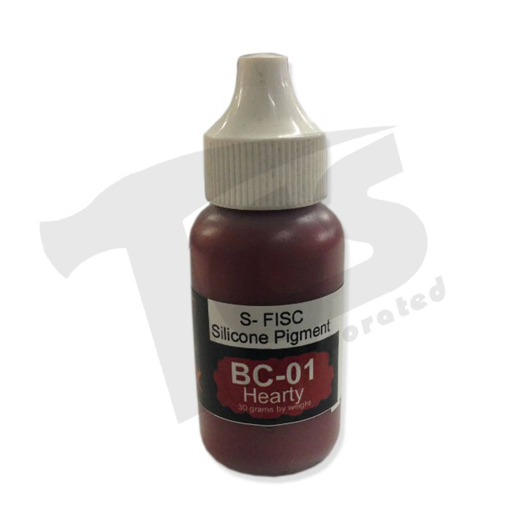 FUSEFX Fusefx Hearty Pigment 1oz B/C Series BC-01