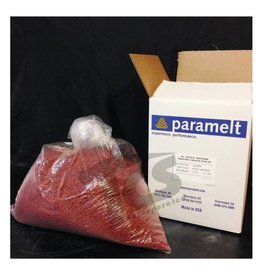 Paramelt Dark Red Casting Wax 50lb Case (1467A)