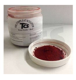 Just Sculpt Iron Oxide Red 1lb