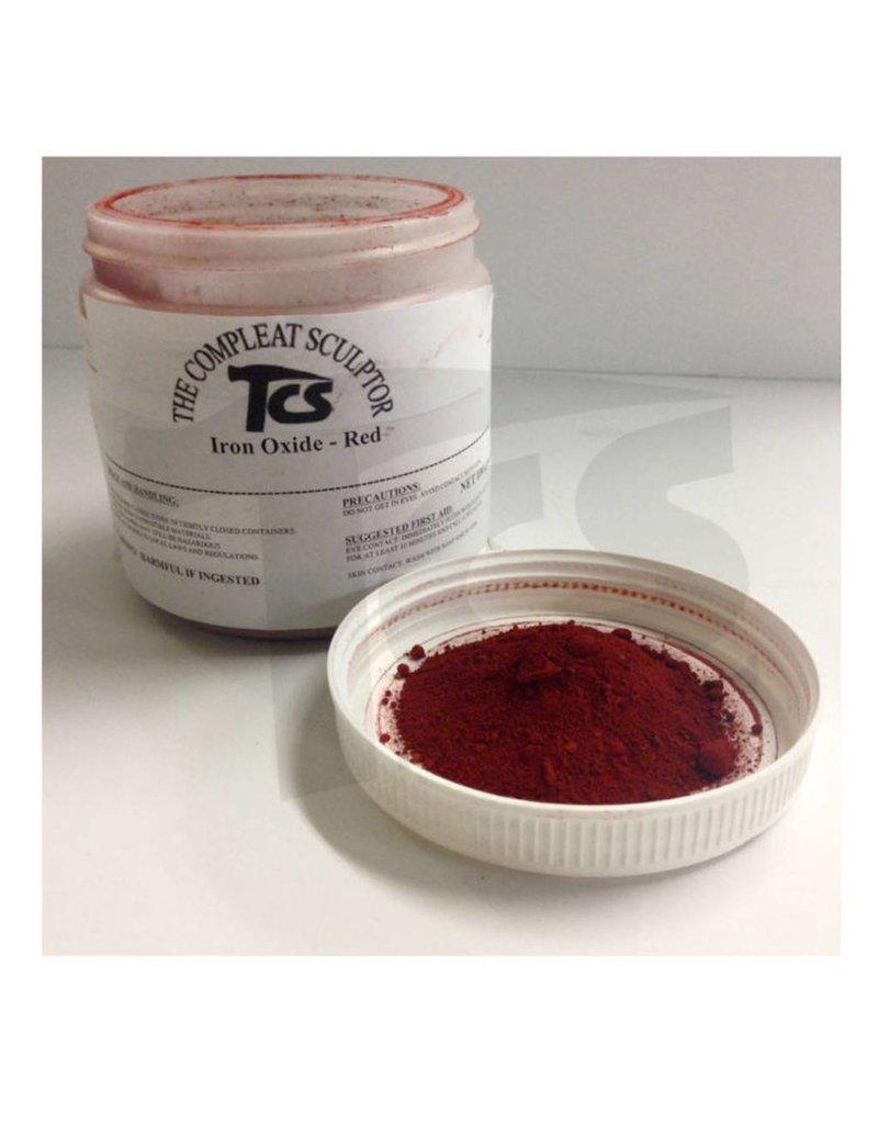 Just Sculpt Iron Oxide Red 1lb